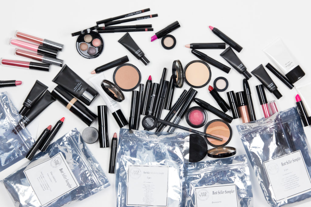 Private Label Makeup with Your Name Pro